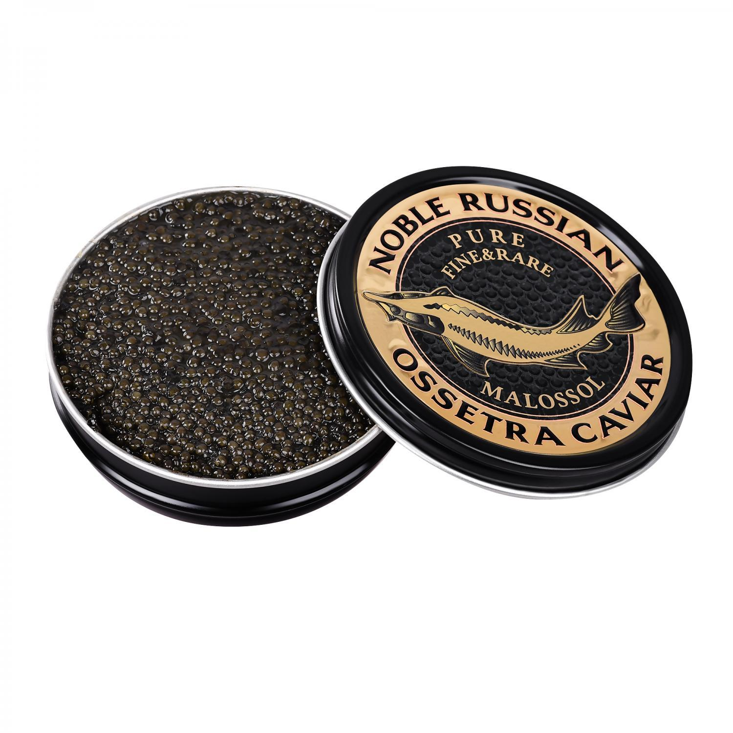 Royal Ossetra Caviar 30 Gr / 1.1 Oz