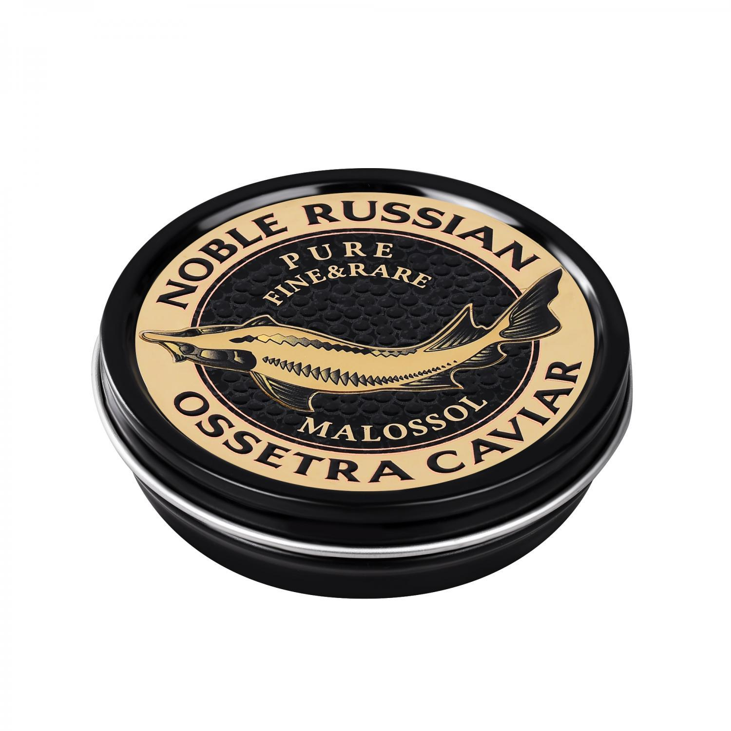 Royal Ossetra Caviar 250 Gr / 9 Oz