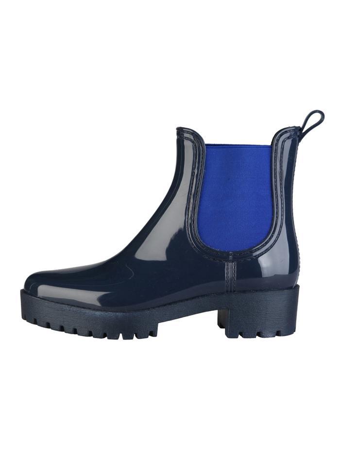385ed8edef3 ... dámská obuv podzim   zima kolekce kotníkové boty s pružným straně  barevné horní  kaučuk a ...