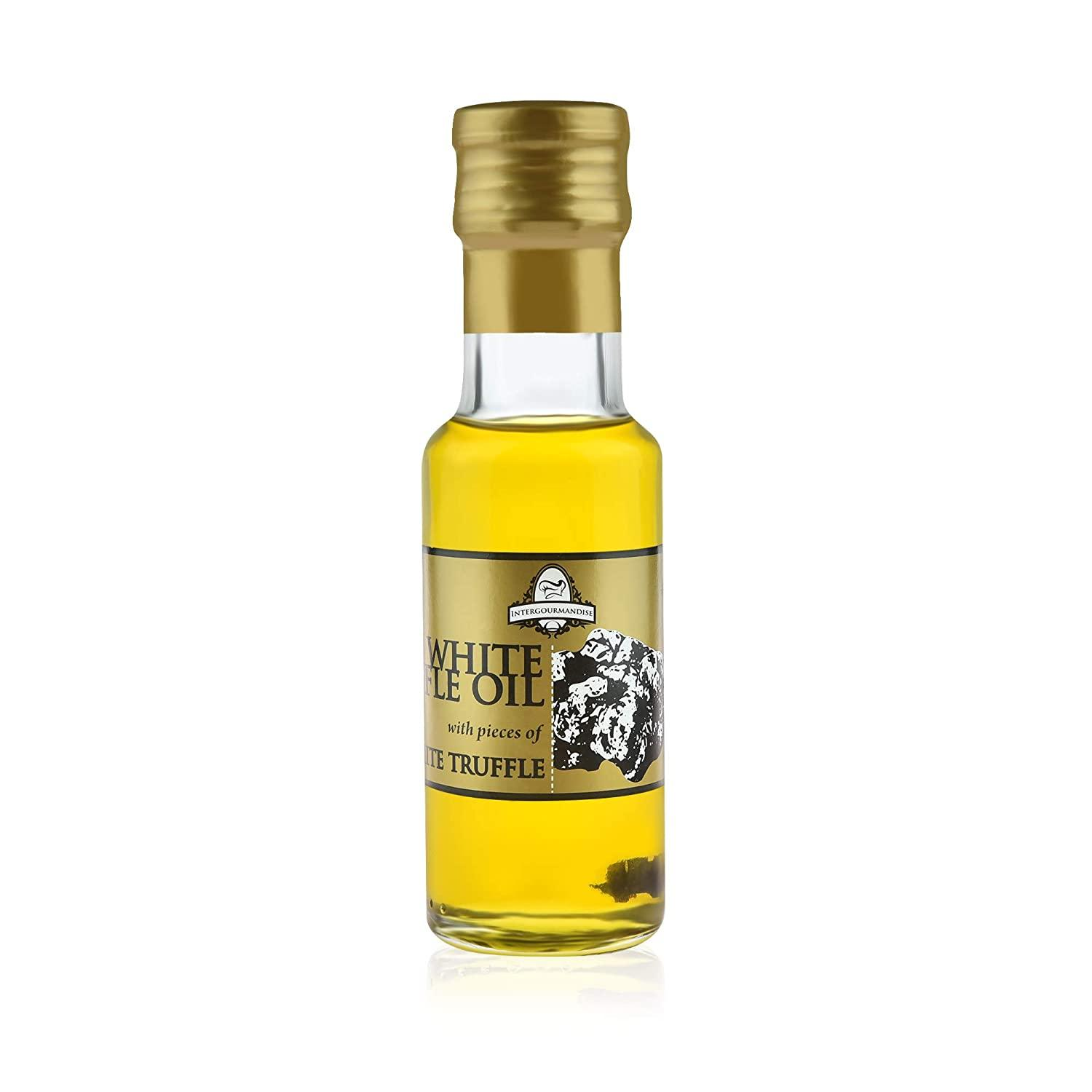 White Truffle Oil 100 Ml / 3.38 Fl.oz