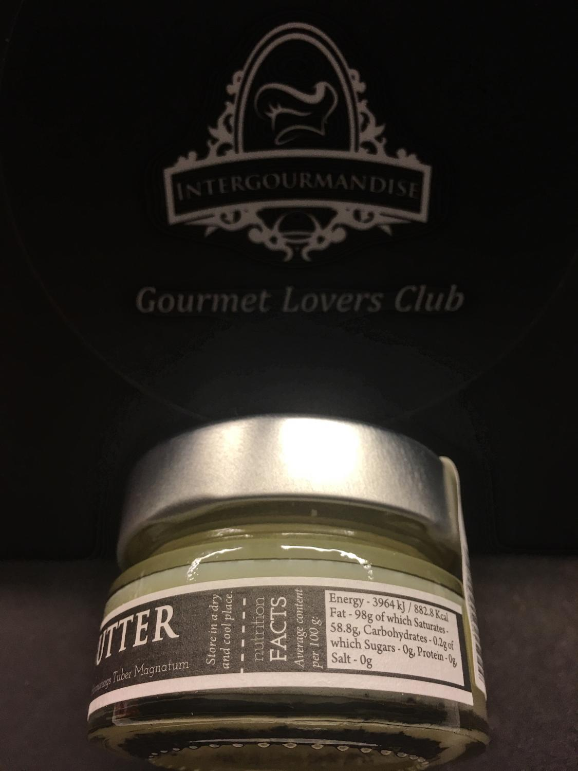 Black Truffle Butter 90Gr / 3.2 Oz