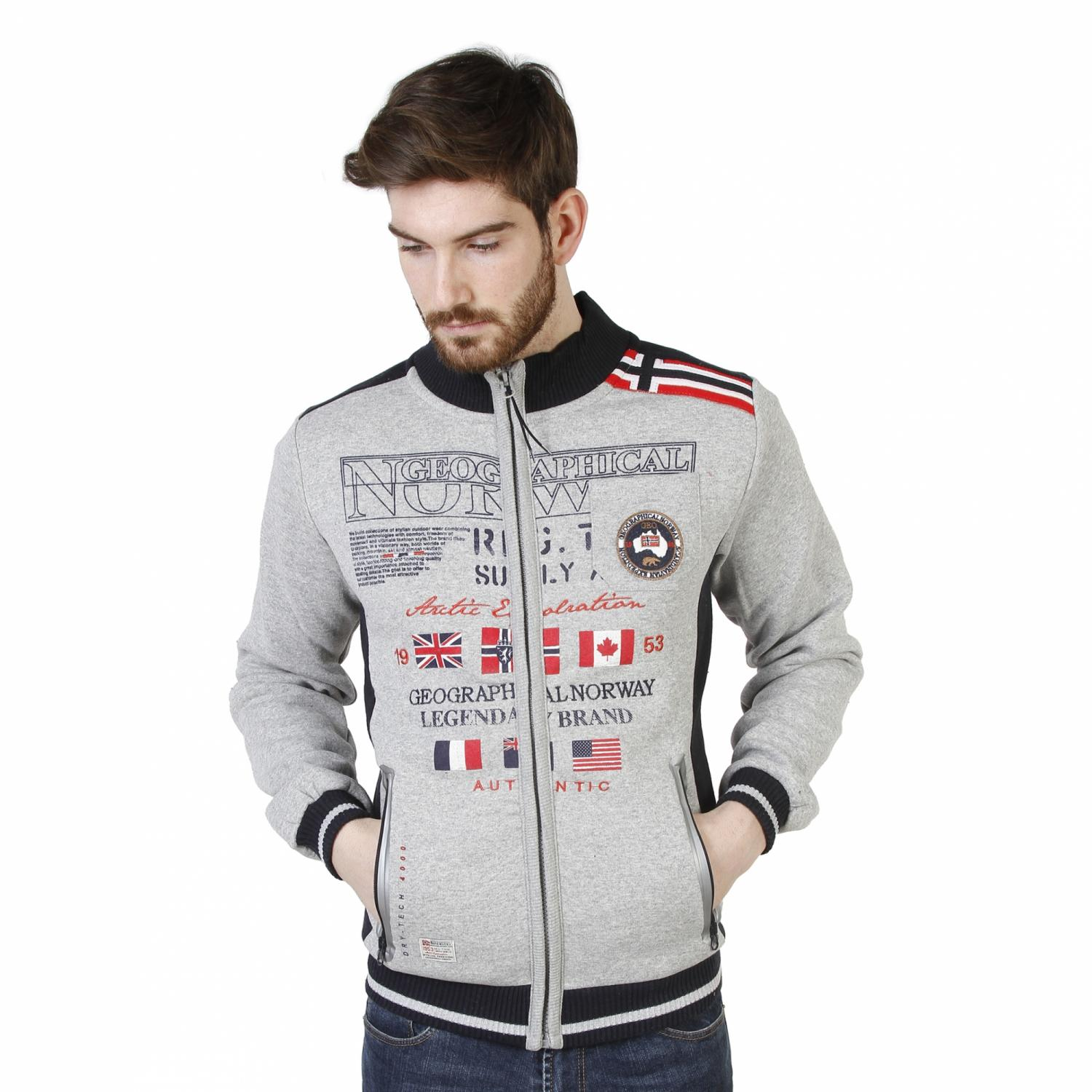 Geographical Norway Мъжки Суичер