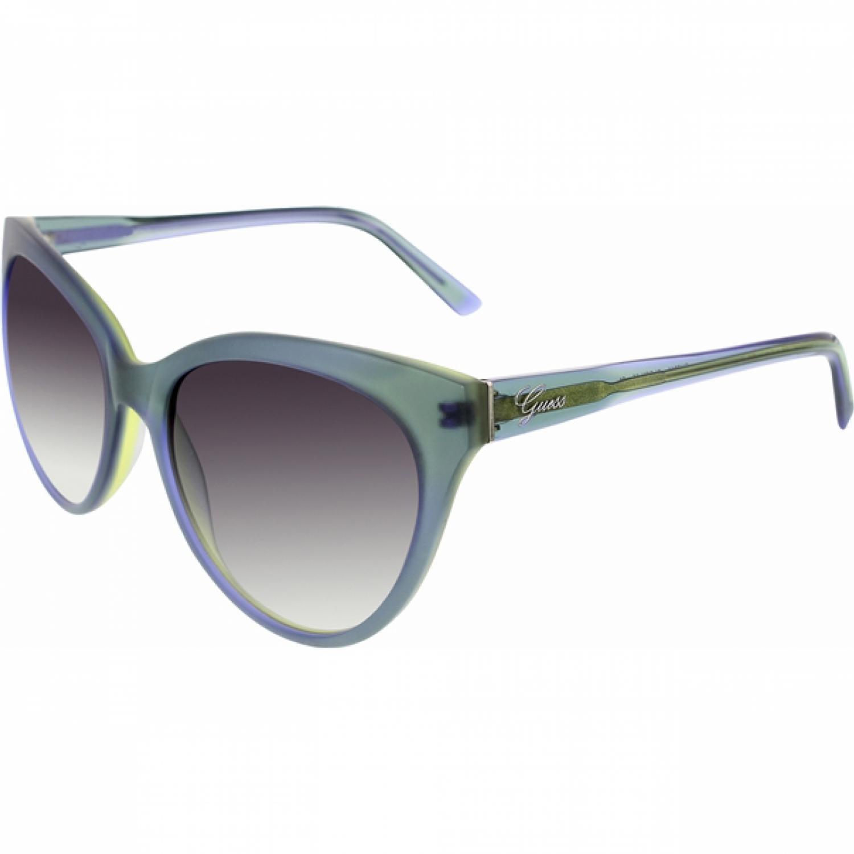 Moschino Damen-Sonnenbrille in Schwarz - 59% JGYV0