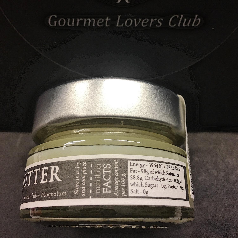 Black Truffle Butter 30Gr / 1.1 Oz