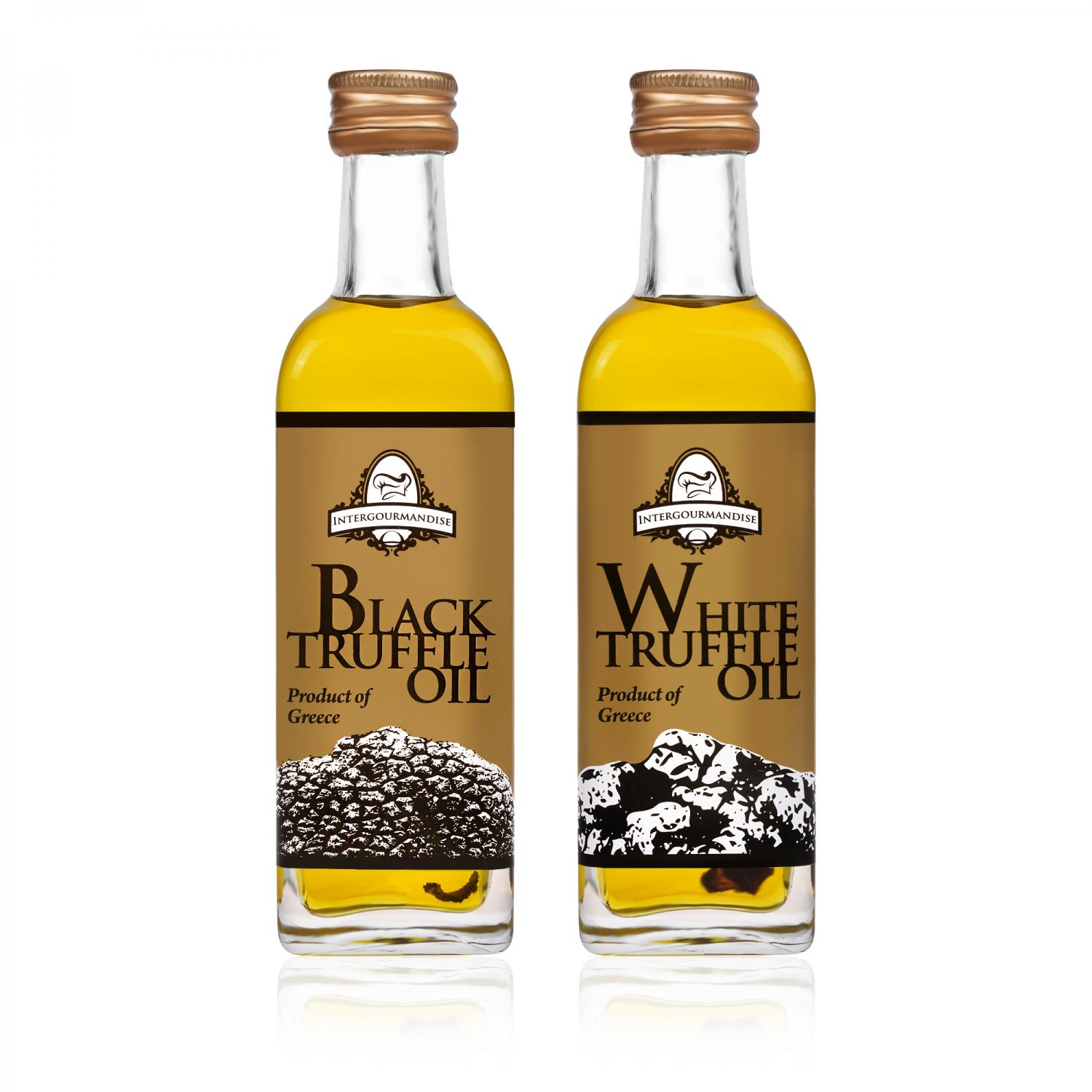 Black&white Truffle Oil Set 60 Ml