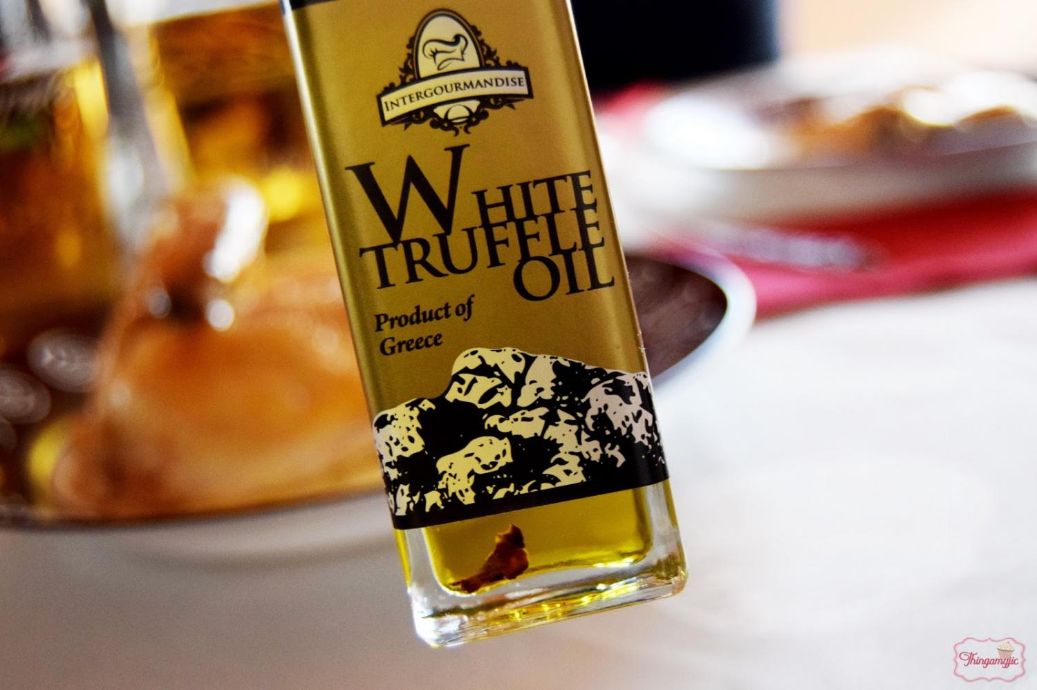 White Truffle Oil 60 Ml