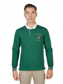 Oxford University, Langarm Poloshirt