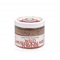 Wild Mushroom Mix Powder 80 Gr / 2.8 Oz