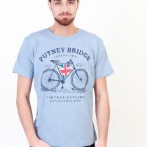 Putney Bridge, T Shirts